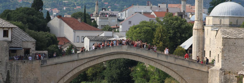 Reisverslag tournee Bosnië & Herzegovina